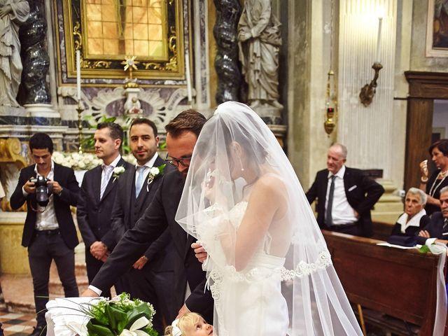 Il matrimonio di Manuel e Sara a Brenzone, Verona 212