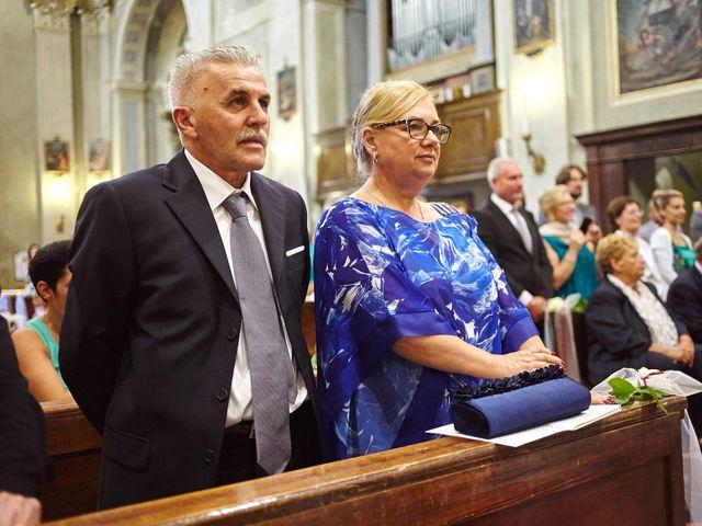 Il matrimonio di Manuel e Sara a Brenzone, Verona 211