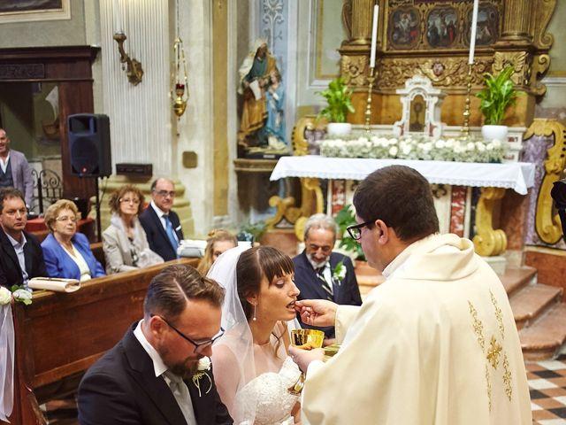 Il matrimonio di Manuel e Sara a Brenzone, Verona 210