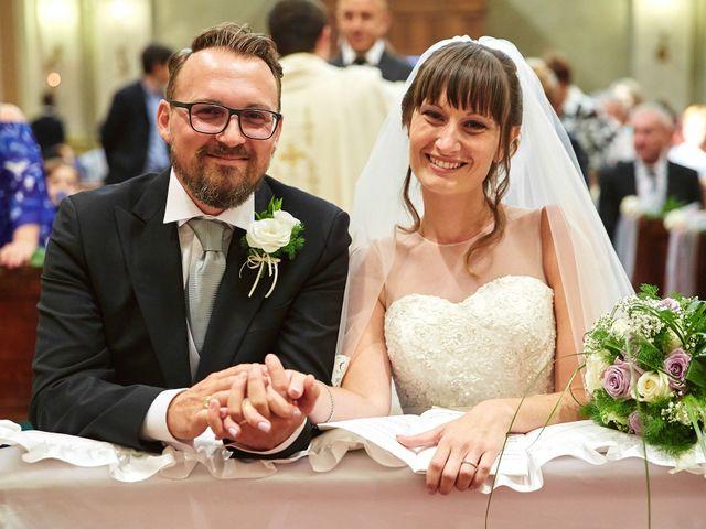 Il matrimonio di Manuel e Sara a Brenzone, Verona 209