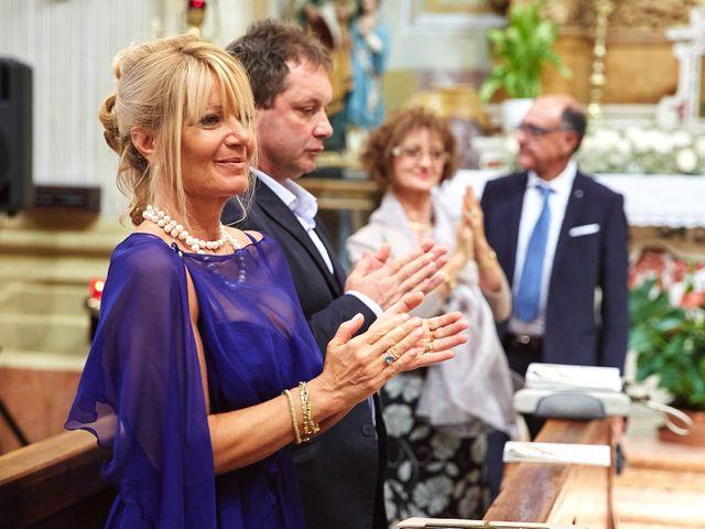 Il matrimonio di Manuel e Sara a Brenzone, Verona 175