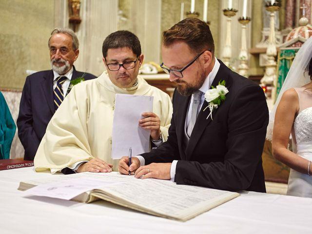 Il matrimonio di Manuel e Sara a Brenzone, Verona 193