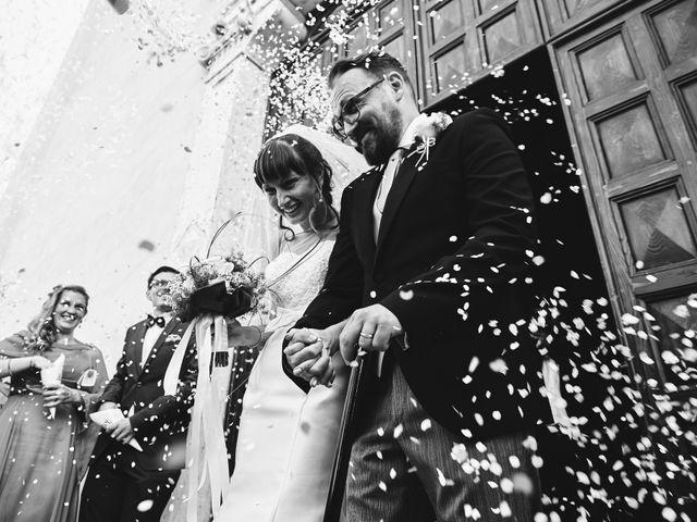 Il matrimonio di Manuel e Sara a Brenzone, Verona 2