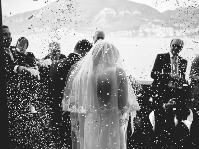 Il matrimonio di Manuel e Sara a Brenzone, Verona 171