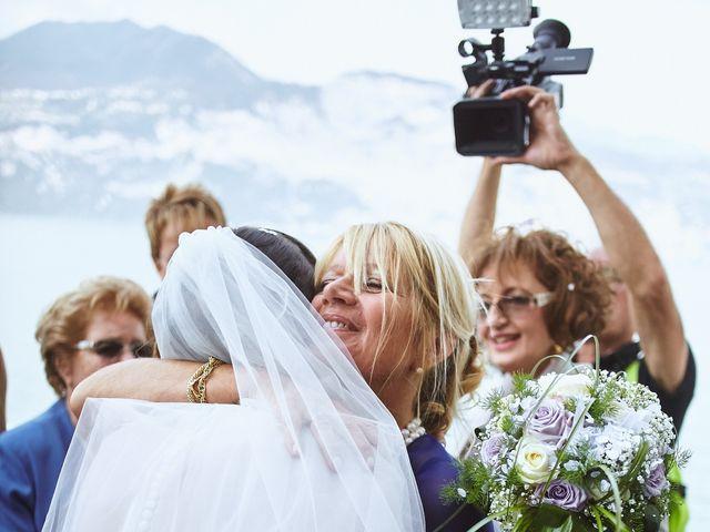 Il matrimonio di Manuel e Sara a Brenzone, Verona 190