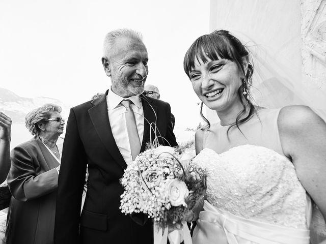Il matrimonio di Manuel e Sara a Brenzone, Verona 188