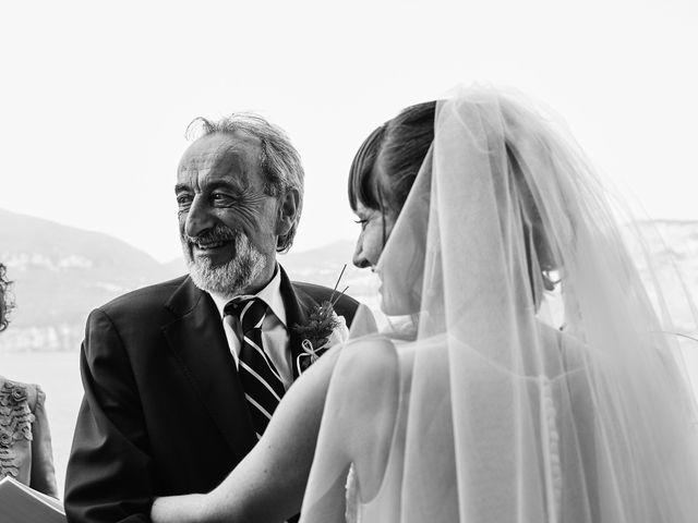 Il matrimonio di Manuel e Sara a Brenzone, Verona 186