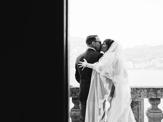 Il matrimonio di Manuel e Sara a Brenzone, Verona 179