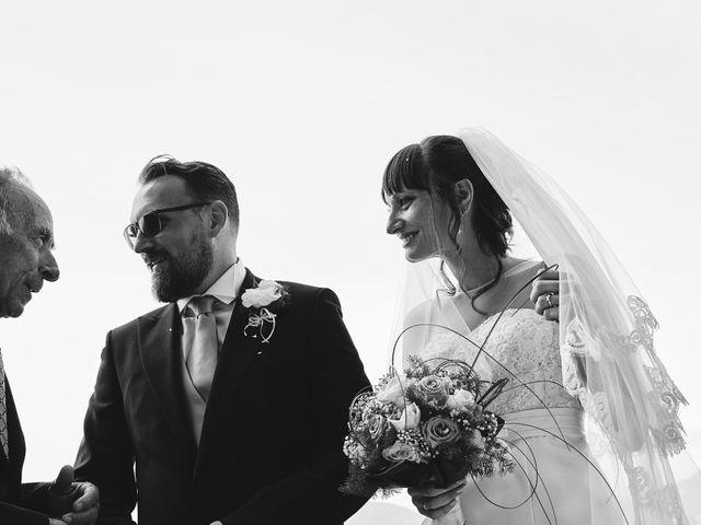 Il matrimonio di Manuel e Sara a Brenzone, Verona 164