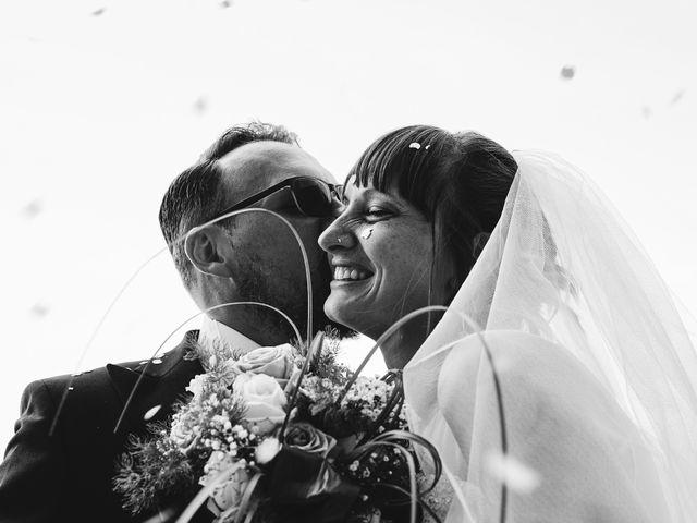 Il matrimonio di Manuel e Sara a Brenzone, Verona 98
