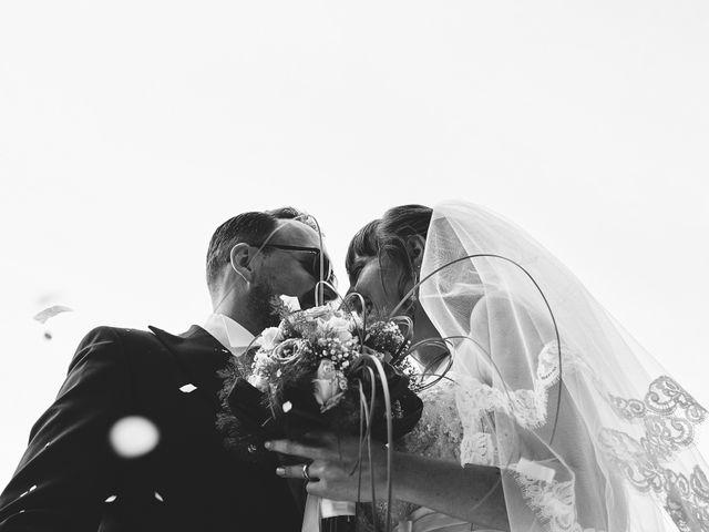 Il matrimonio di Manuel e Sara a Brenzone, Verona 42