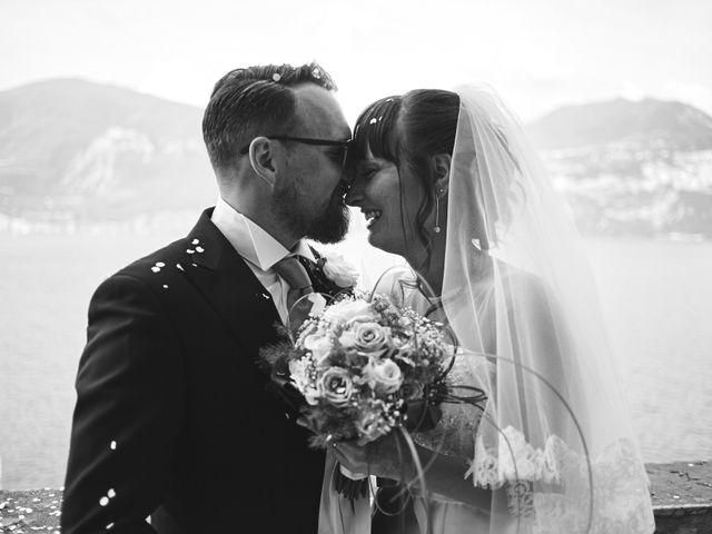 Il matrimonio di Manuel e Sara a Brenzone, Verona 41
