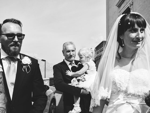 Il matrimonio di Manuel e Sara a Brenzone, Verona 37