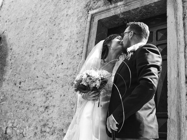 Il matrimonio di Manuel e Sara a Brenzone, Verona 35