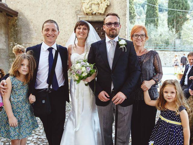 Il matrimonio di Manuel e Sara a Brenzone, Verona 55