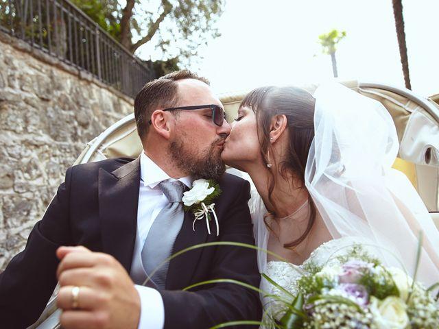 Il matrimonio di Manuel e Sara a Brenzone, Verona 54