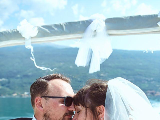 Il matrimonio di Manuel e Sara a Brenzone, Verona 50