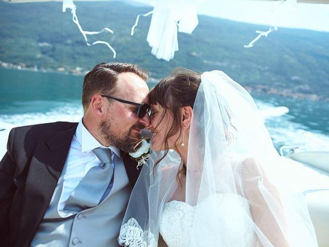 Il matrimonio di Manuel e Sara a Brenzone, Verona 49