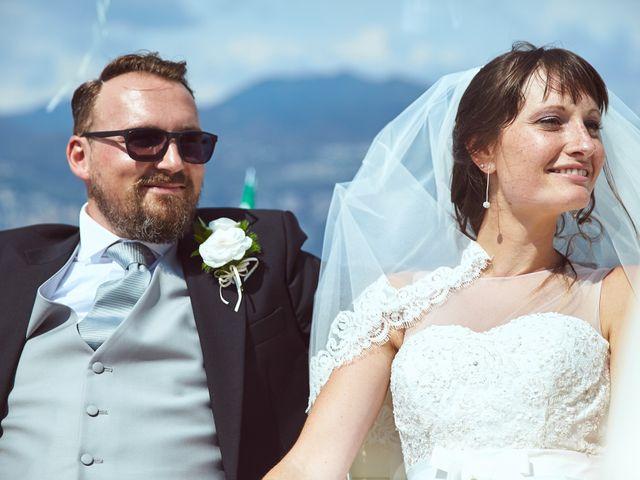Il matrimonio di Manuel e Sara a Brenzone, Verona 47