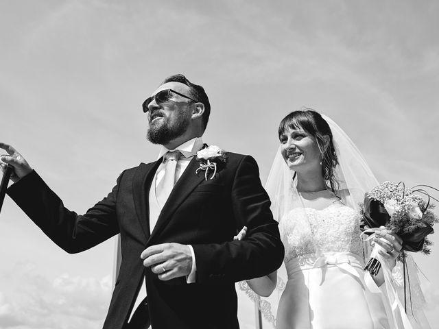 Il matrimonio di Manuel e Sara a Brenzone, Verona 31