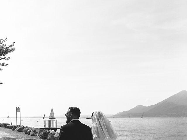 Il matrimonio di Manuel e Sara a Brenzone, Verona 13