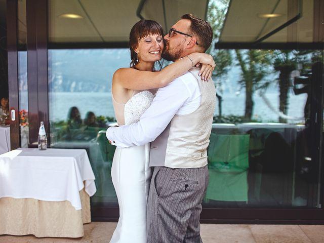 Il matrimonio di Manuel e Sara a Brenzone, Verona 7