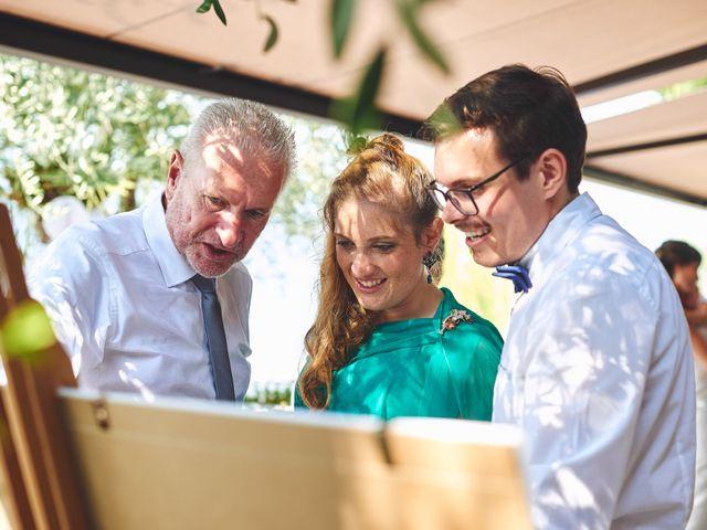 Il matrimonio di Manuel e Sara a Brenzone, Verona 27