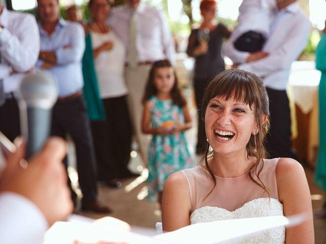 Il matrimonio di Manuel e Sara a Brenzone, Verona 22