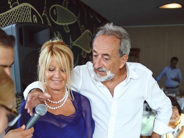 Il matrimonio di Manuel e Sara a Brenzone, Verona 83