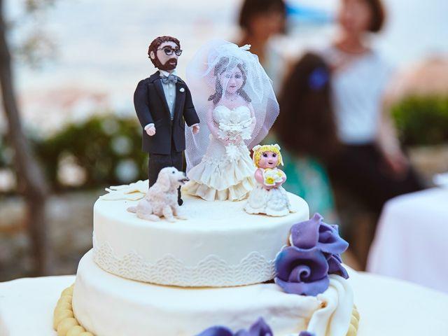 Il matrimonio di Manuel e Sara a Brenzone, Verona 62
