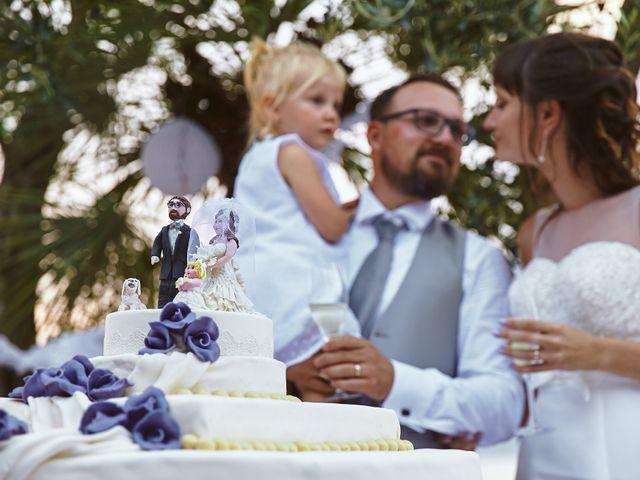 Il matrimonio di Manuel e Sara a Brenzone, Verona 59