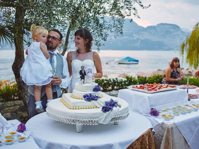 Il matrimonio di Manuel e Sara a Brenzone, Verona 66