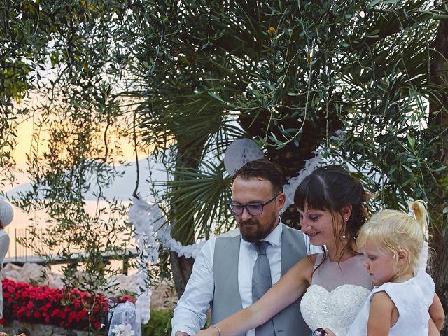 Il matrimonio di Manuel e Sara a Brenzone, Verona 73