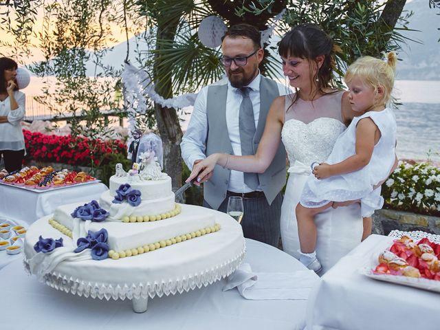 Il matrimonio di Manuel e Sara a Brenzone, Verona 75