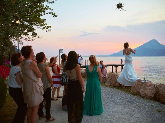 Il matrimonio di Manuel e Sara a Brenzone, Verona 67