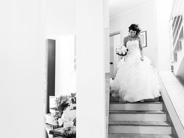 Il matrimonio di Stefano e Valeria a Viverone, Biella 7