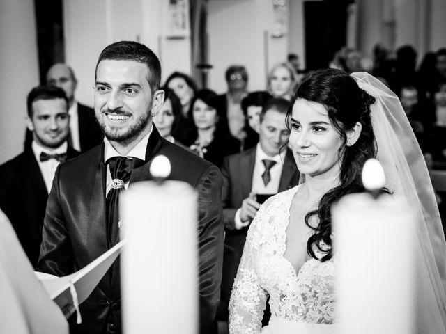 Il matrimonio di Luigi e Maggie a Gabicce Mare, Pesaro - Urbino 28
