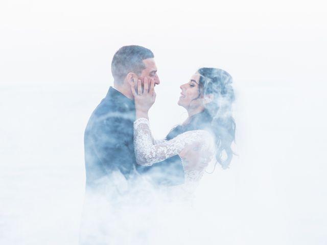 le nozze di Maggie e Luigi