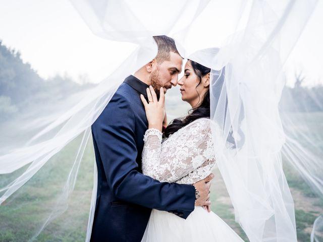 Il matrimonio di Luigi e Maggie a Gabicce Mare, Pesaro - Urbino 1