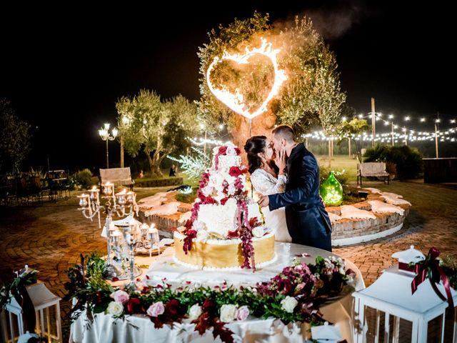 Il matrimonio di Luigi e Maggie a Gabicce Mare, Pesaro - Urbino 51