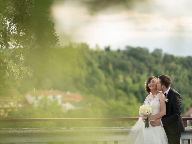 le nozze di Sonia e Damiano
