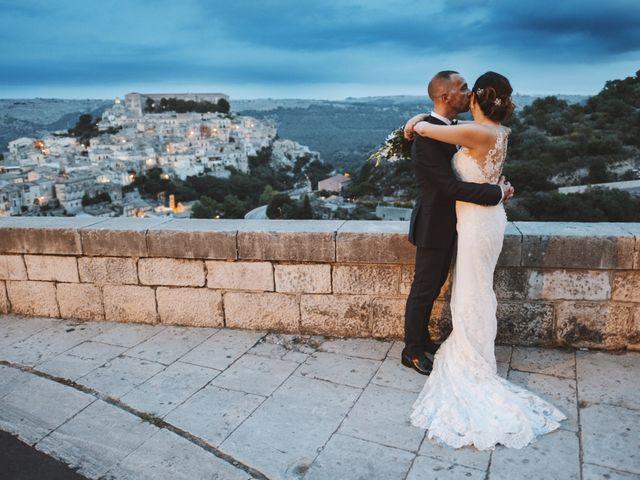 Il matrimonio di Stefano e Claudia a Ragusa, Ragusa 33