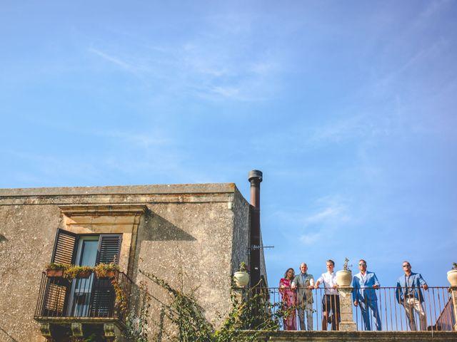 Il matrimonio di Niek e Dunya a Palazzolo Acreide, Siracusa 14