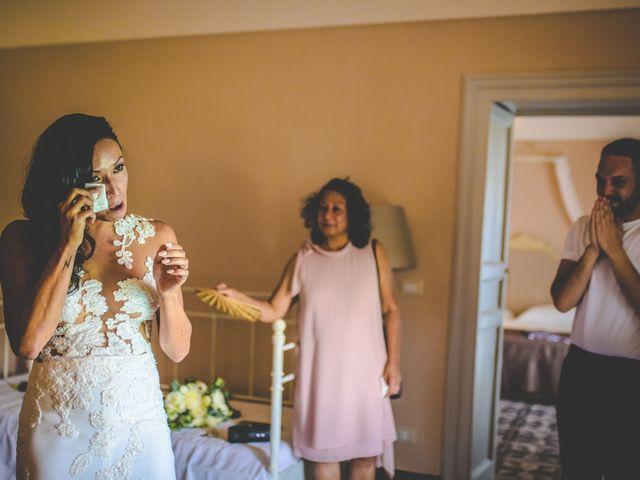 Il matrimonio di Niek e Dunya a Palazzolo Acreide, Siracusa 25