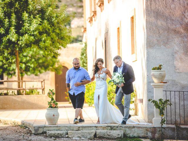Il matrimonio di Niek e Dunya a Palazzolo Acreide, Siracusa 30