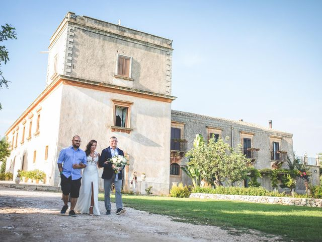 Il matrimonio di Niek e Dunya a Palazzolo Acreide, Siracusa 31