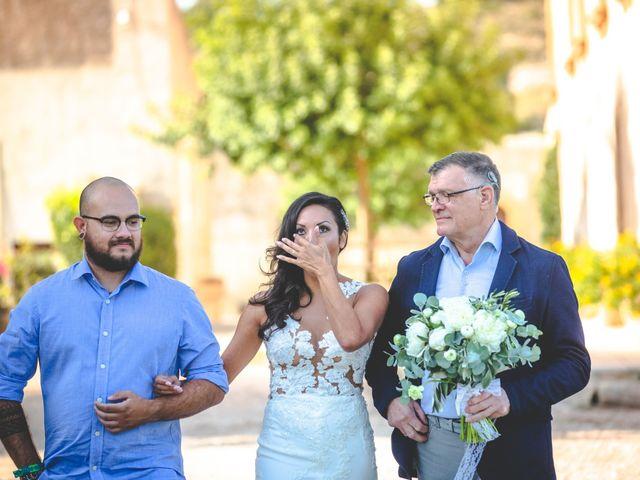 Il matrimonio di Niek e Dunya a Palazzolo Acreide, Siracusa 32