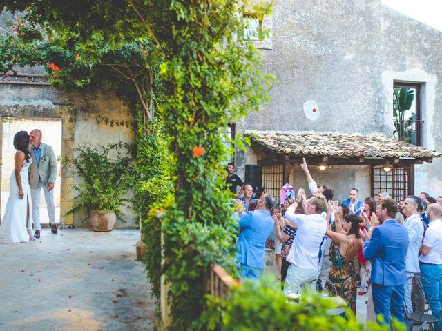 Il matrimonio di Niek e Dunya a Palazzolo Acreide, Siracusa 57