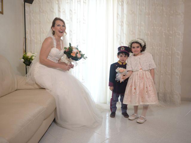 Il matrimonio di Gabriele e Eliana Nicole a Bari, Bari 7