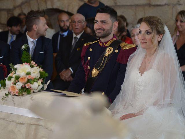 Il matrimonio di Gabriele e Eliana Nicole a Bari, Bari 17